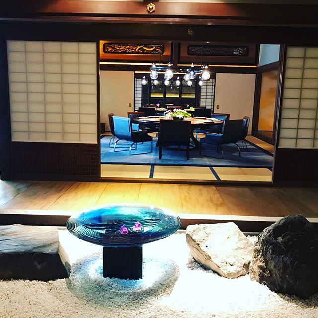 リッツ・カールトン京都 食堂