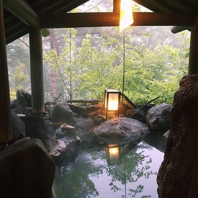 季の庭 露天風呂