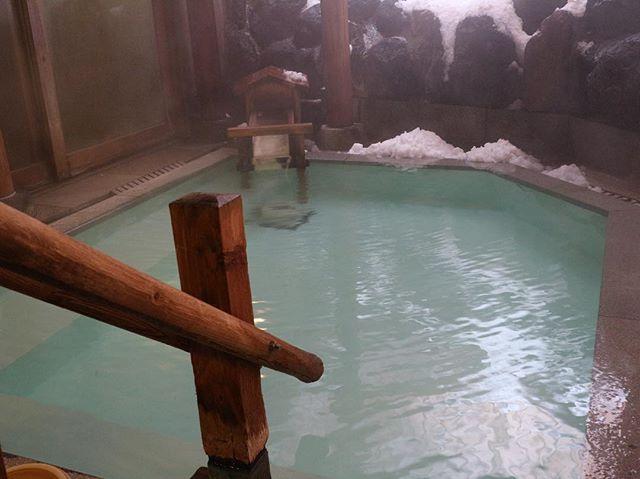花の湯 露天風呂