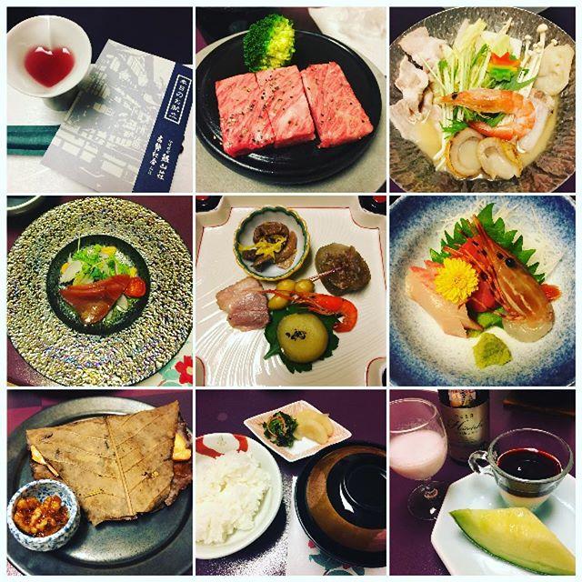 銀山荘料理