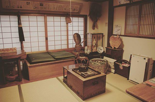永澤平八 客室