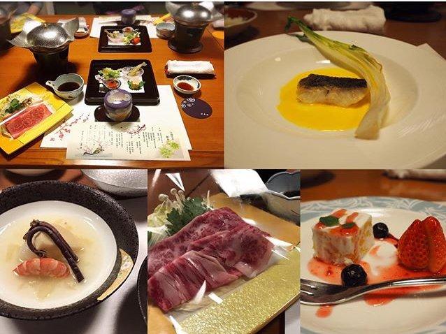 奈良屋料理
