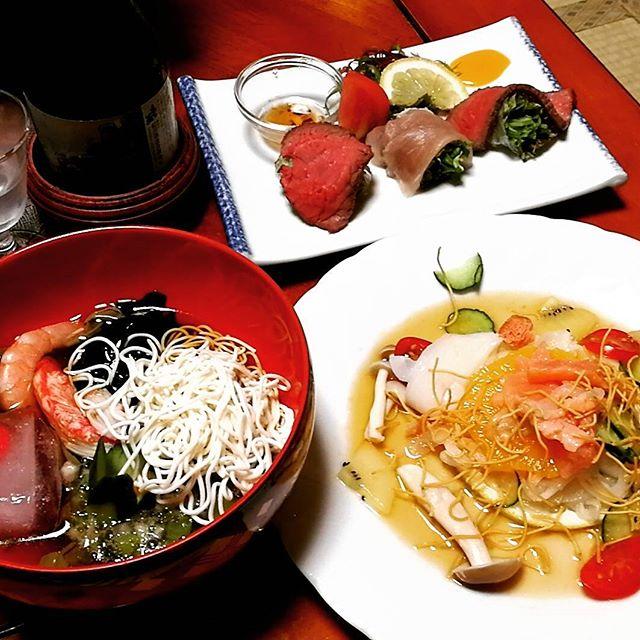 昭和館 料理