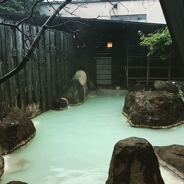 大阪屋 露天風呂