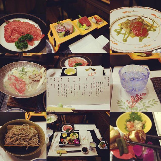 瀧見館 料理
