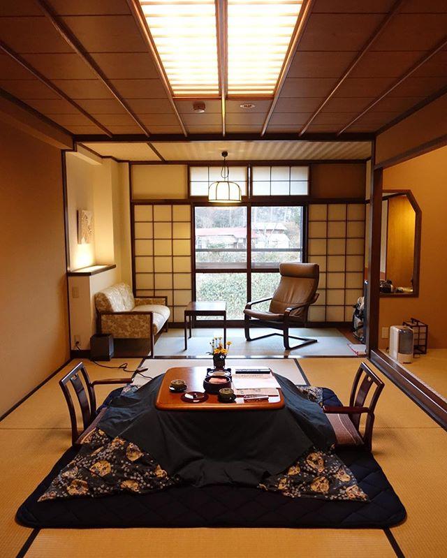 奈良屋客室