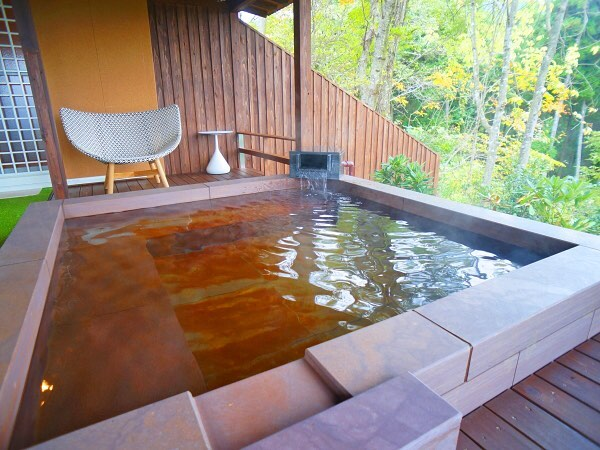 草屋根の宿 龍のひげ/別邸 ゆむた風呂