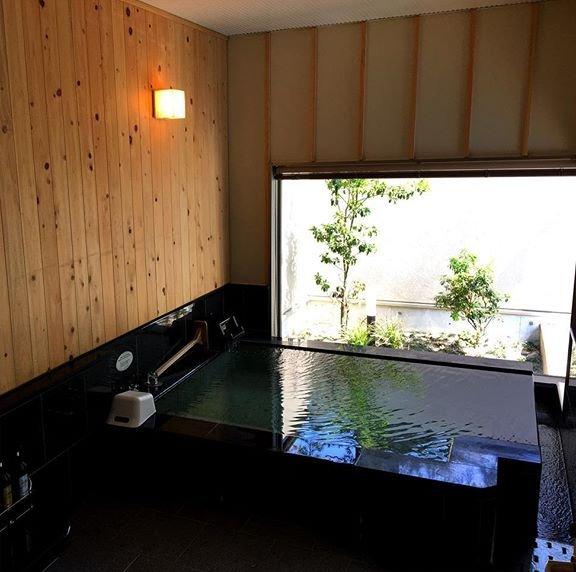 GAHAMA terrace風呂