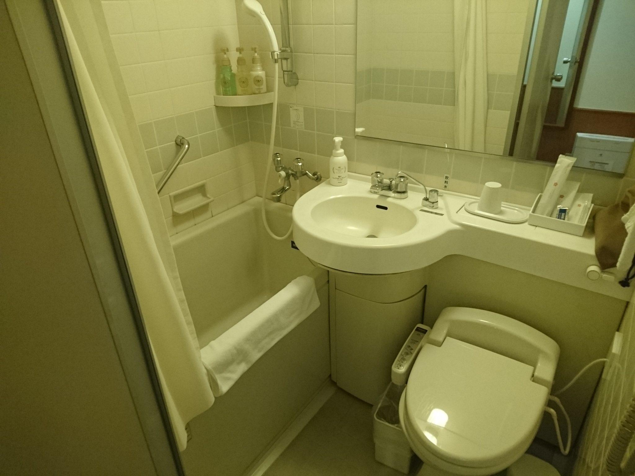 プレミアホテル-CABIN バスルーム