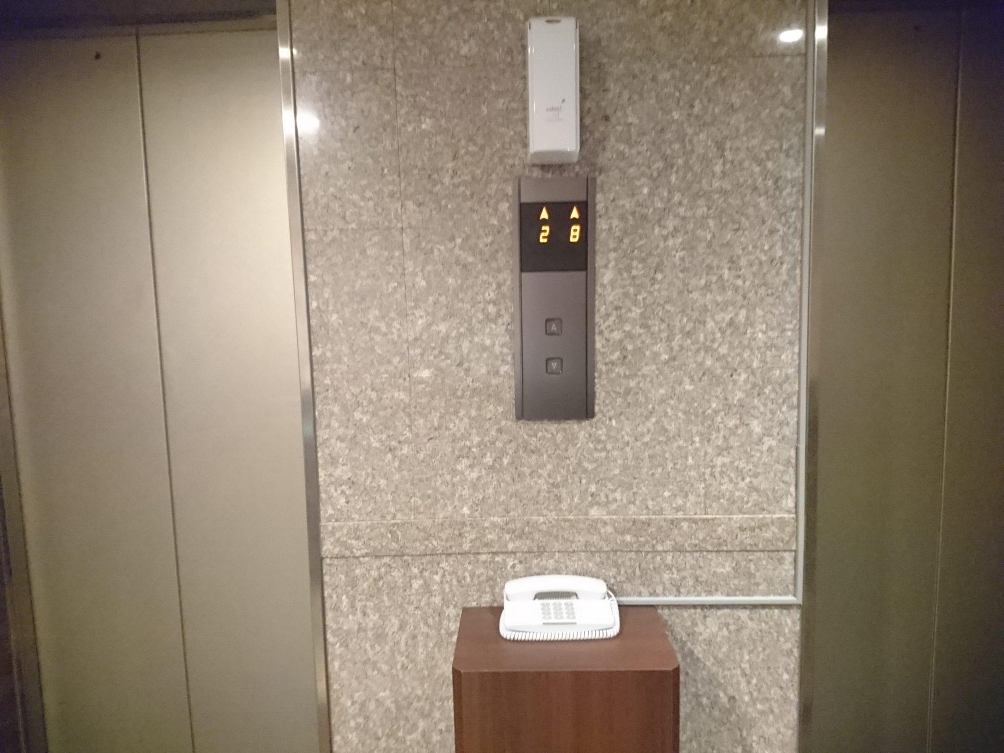 プレミアホテル-CABIN エレベーター