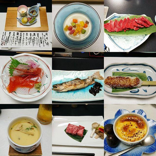 渋ホテル料理