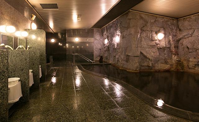 プレミアホテル-CABIN 内湯