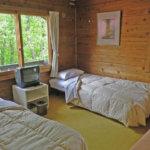 ペンションスイス客室